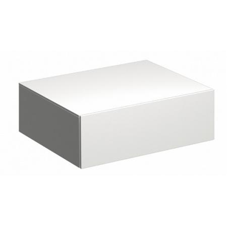 Keramag Xeno2 Szafka boczna 58x46,2x20 cm, biały połysk 807060000