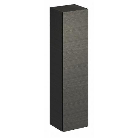 Keramag Xeno2 Szafka boczna wysoka 40x35,1x170 cm, szary mat płótno 807002000