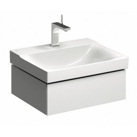 Keramag Xeno2 Szafka podumywalkowa 58x46,2x22 cm 1 szuflada, biały połysk 807160000