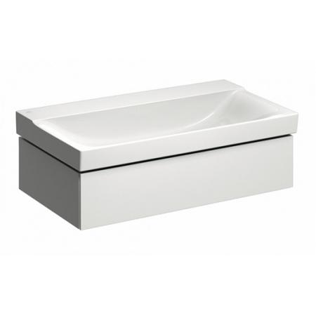 Keramag Xeno2 Szafka podumywalkowa 88x46,2x22 cm 1 szuflada, biały połysk 807190000