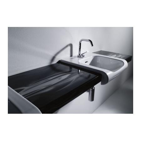 Kerasan Agua Libre Blat ceramiczny pod umywalkę, Arte 2 341834