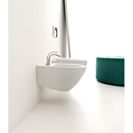 Kerasan Aquatech Bidet podwieszany 36,5x55x30 cm, biały 3725