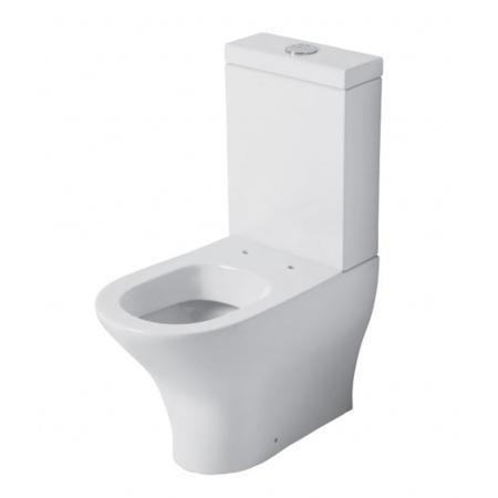 Kerasan Aquatech Muszla klozetowa miska WC kompaktowa 36,5x65x87 cm, biała 3717