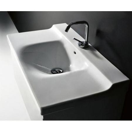 Kerasan Aqua Libre Buddy Umywalka wisząca 100x42x18,5 cm, biała 3423