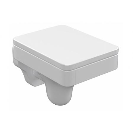 Kerasan Cento Toaleta WC podwieszana 51x35 cm, biała 351401