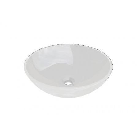 Kerasan Ciotola Umywalka nablatowa 46x46x15 cm, biała 430301