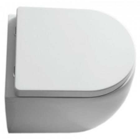 Kerasan Flo Toaleta WC stojąca 48x36 cm, biała 3114