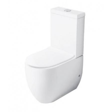 Kerasan Flo Toaleta WC kompaktowa 60x36 cm, biała 311701