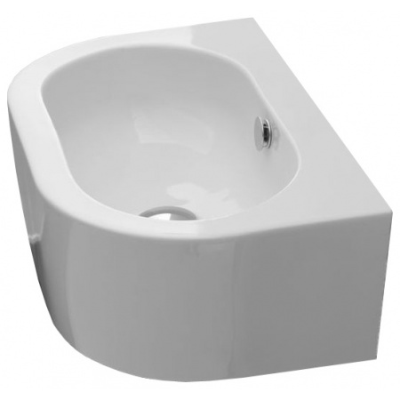Kerasan Flo Umywalka wisząca 40x32 cm, biała 3147
