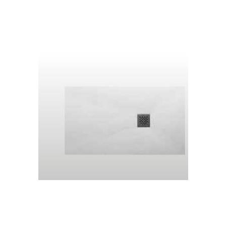 Kerasan H2.5 Brodzik prostokątny 80x120 cm, biały 704030