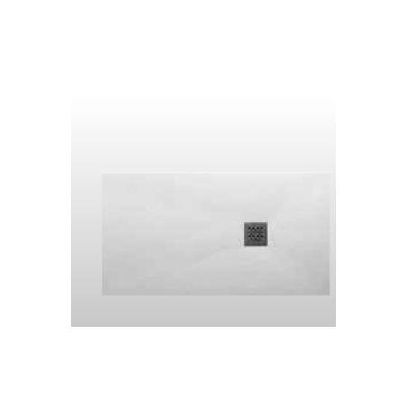 Kerasan H2.5 Brodzik prostokątny 80x140 cm, biały 704130