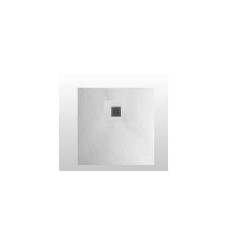 Kerasan H2.5 Brodzik prostokątny 90x90 cm, biały 703130