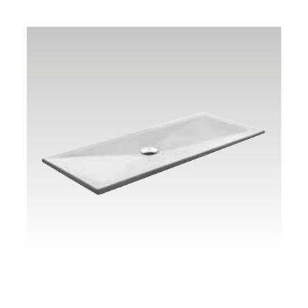 Kerasan H3 Brodzik prostokątny z powłoką antypoślizgową 70x120 cm, biały 704906