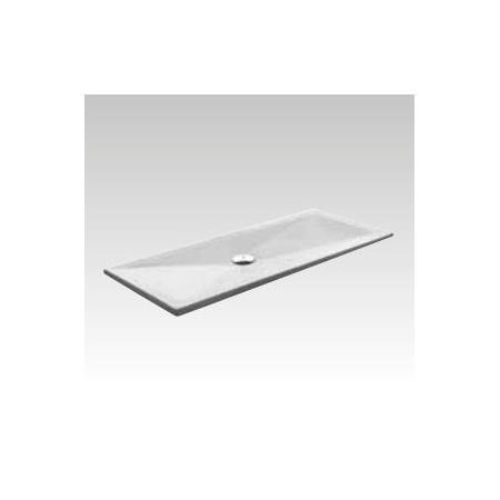 Kerasan H3 Brodzik prostokątny 70x160 cm, biały 704708