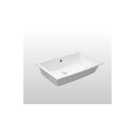 Kerasan Lavabi D'Arredo Umywalka podblatowa 55x34x20,5 cm, biała 0229