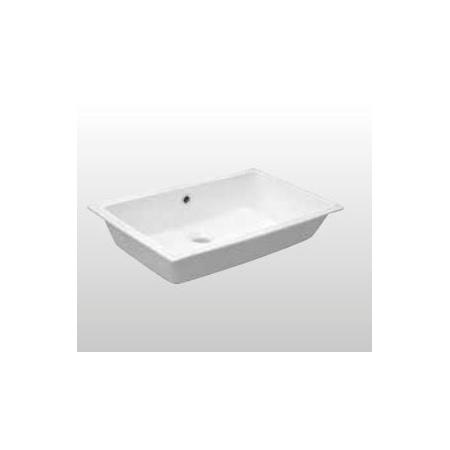 Kerasan Lavabi D'Arredo Umywalka podblatowa 75x34x20,5 cm, biała 0225