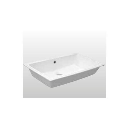 Kerasan Lavabi D'Arredo Umywalka podblatowa 90x34x20,5 cm, biała 0230