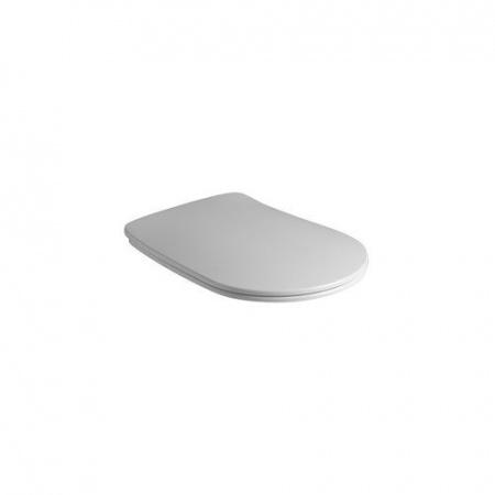 Kerasan NoLita Deska sedesowa zwykła, biała 539201
