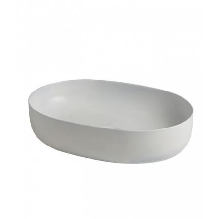 Kerasan NoLita Umywalka nablatowa 60x45 cm, biała 534301