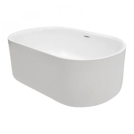 Kerasan NoLita Wanna wolnostojąca 145x78,7 cm akrylowa, biała 535001