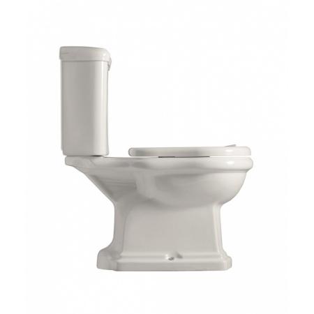Kerasan Retro Toaleta WC kompaktowa 72x38,5 cm biała 101301