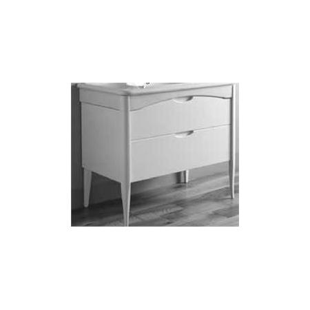 Kerasan Retro Szafka podumywalkowa 100x55 cm, biała matowa 920130