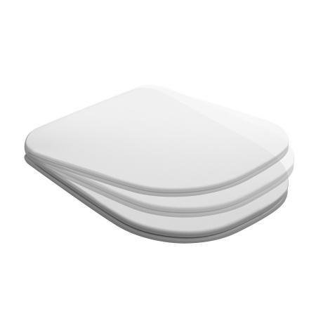 Kerasan Tribeca Deska sedesowa wolnoopadająca cienka Slim, biała 519101