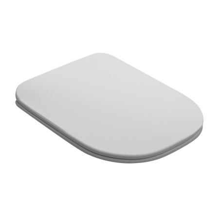 Kerasan Tribeca Deska sedesowa zwykła cienka Slim biała 519201