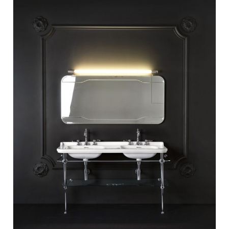 Kerasan Waldorf Lustro 150x70cm bez ramy 7405