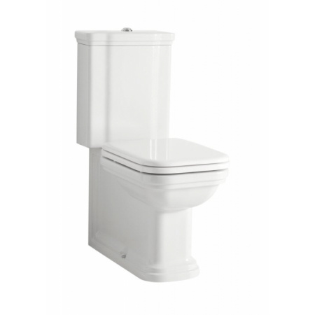 Kerasan Waldorf Miska WC kompakt 68x40cm, biała 411701