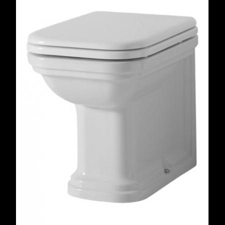 Kerasan Waldorf Miska WC stojąca 55x37cm, biała 411801