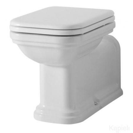 Kerasan Waldorf Miska WC stojąca 65x37cm, biała 411601