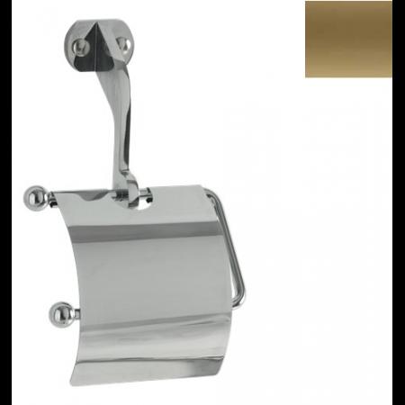 Kerasan Waldorf Uchwyt na papier toaletowy, brązowy 742193