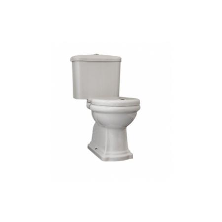 Kerasan Retro Miska WC stojąca 72x38,5 cm, biała 1013