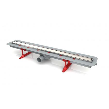 Kessel Linearis Comfort Odpływ prysznicowy liniowy 115 cm, 45600.87