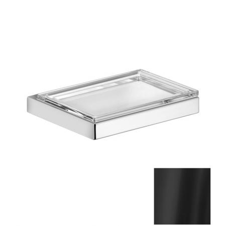Keuco Edition 11 Mydelniczka ze szkła kryształowego chrom czarny polerowany 11155129000
