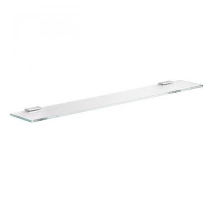 Keuco Edition 11 Półka szklana 140x12 cm, chrom czarny szczotkowany/szkło 11110135140
