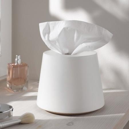 Keuco Edition 11 Pudełko na chusteczki kosmetyczne, białe 11177003001
