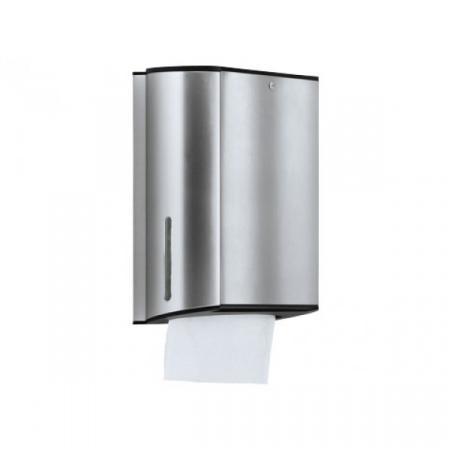 Keuco Plan Dozownik ręczników papierowych, aluminium 14985170000