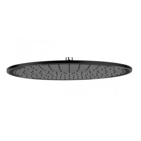 Kludi A-QA Deszczownica ścienna 40 cm czarny mat 6434087-00