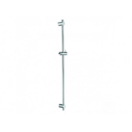 Kludi A-QA Drążek prysznicowy z uchwytem 95,5 cm chrom 6564105-00