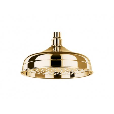 Kludi Adlon Deszczownica okrągła 20x20 cm, złota 2751045