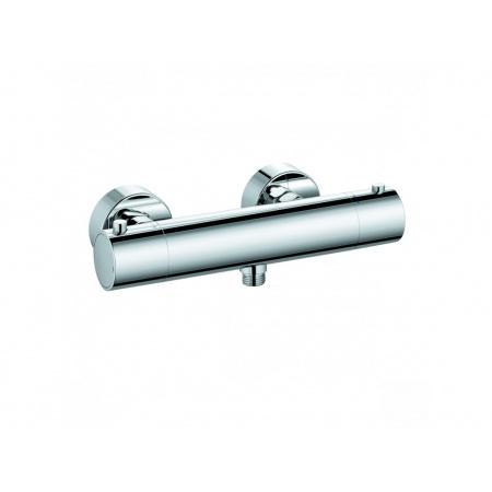 Kludi Objekta Dwuuchwytowa bateria prysznicowa natynkowa termostatyczna, chrom 352000538