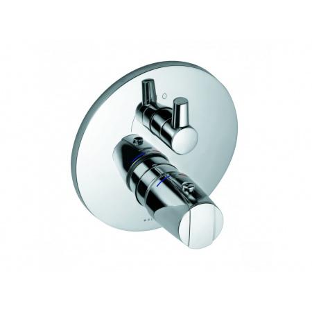 Kludi MX Dwuuchwytowa bateria wannowo-prysznicowa podtynkowa termostatyczna, chrom 358350538