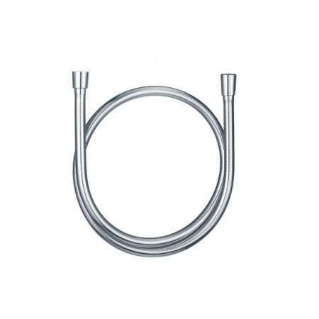 Kludi Supareflex Silver Wąż prysznicowy 125 cm z efektem metalicznym, chrom 6107105-00