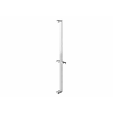 Kohlman Drążek prysznicowy kwadratowy, chrom QW003A
