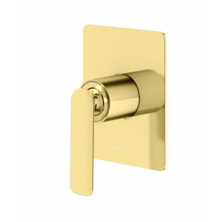 Kohlman Experience Gold Bateria prysznicowa podtynkowa złota QW220EGD