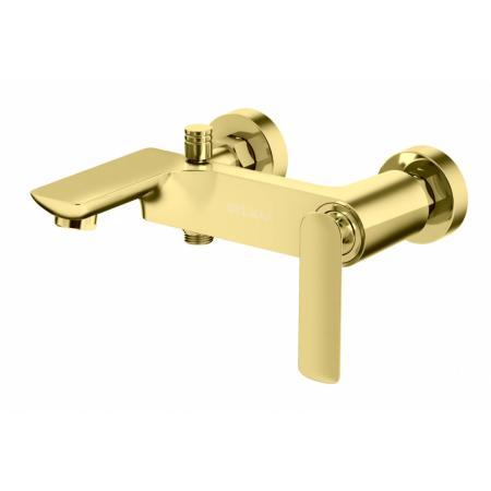 Kohlman Experience Gold Bateria wannowa natynkowa złota QW110EGD