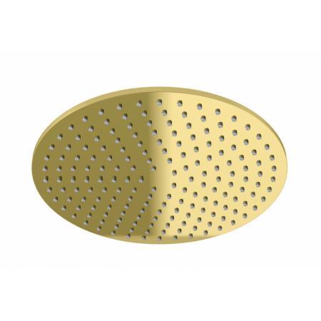 Kohlman Experience Gold Deszczownica okrągła 25 cm złota R25EGD
