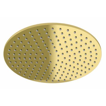 Kohlman Experience Gold Deszczownica okrągła 30 cm złota R30EGD
